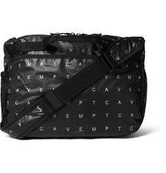 Cav Empt Array Logo-Print Ripstop-Shell Messenger Bag