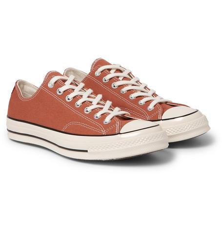 Chuck 70 Canvas Sneakers - Brick