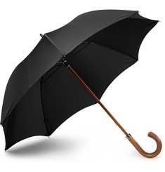 London Undercover - City Gent Wood-Handle Umbrella