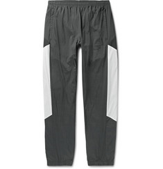 Nike Sportswear Re-Issue Tapered Colour-Block Nylon-Ripstop Track Pants