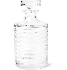 Ralph Lauren Home Metropolis Crystal Decanter