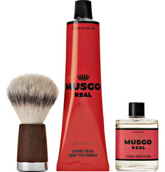 Claus Porto - Musgo Real Spiced Citrus Gift Set