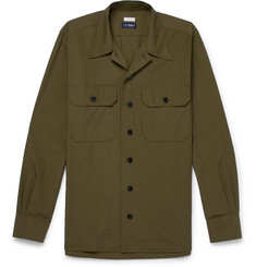 Beams F Cotton Overshirt