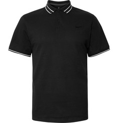 Nike Tennis NikeCourt Advantage Slim-Fit Dri-FIT Tennis Polo Shirt