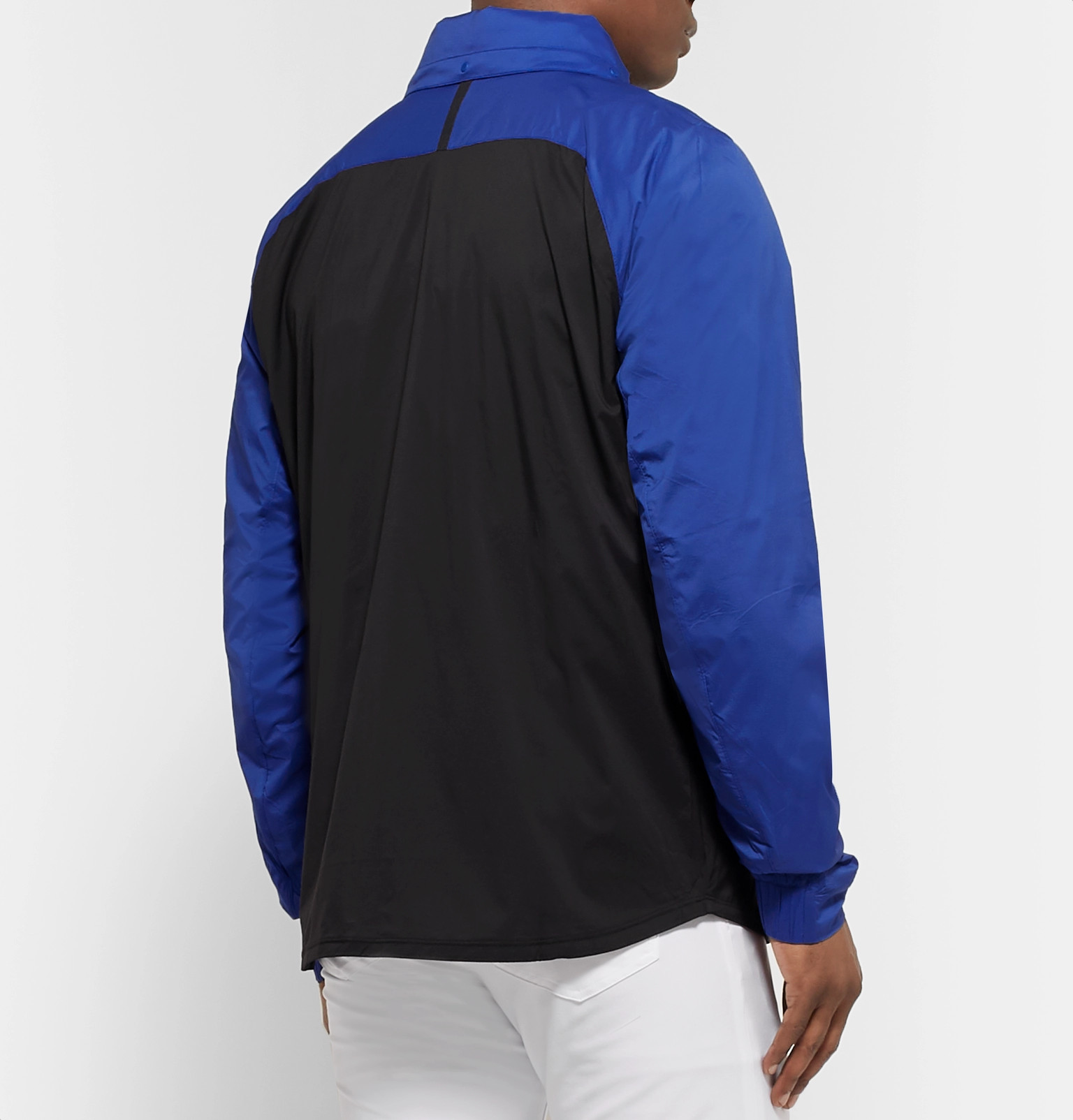 9032c8976 Nike Golf - Shield Colour-Block Nylon Golf Jacket