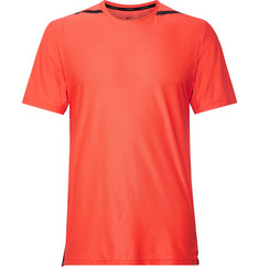 Nike Training Tech Pack Mesh-Panelled Dri-FIT T-Shirt