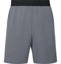 Nike Training - Flex Tech Pack Wide-Leg Stretch-Shell Shorts