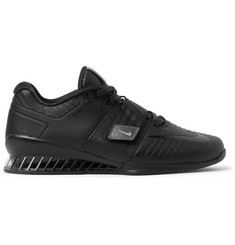 Nike Training Romaleos 3 XD Faux Leather Sneakers
