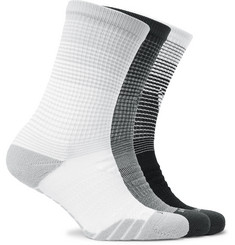 Nike Training - Three-Pack Everyday Max Cushion Dri-FIT Crew Socks