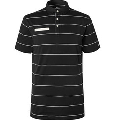 Nike Golf Player Striped Dri-FIT Golf Polo Shirt