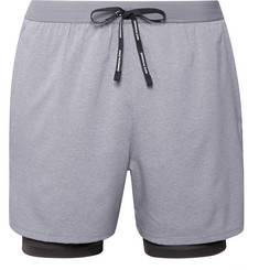 Nike Running - Stride 2-in-1 Flex Dri-FIT and Mesh Shorts