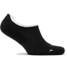 Nike Running Two-Pack Multiplier Dri-FIT No-Show Socks