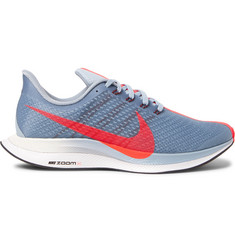 Nike Running - Nike Air Zoom Pegasus 35 Turbo Mesh Sneakers