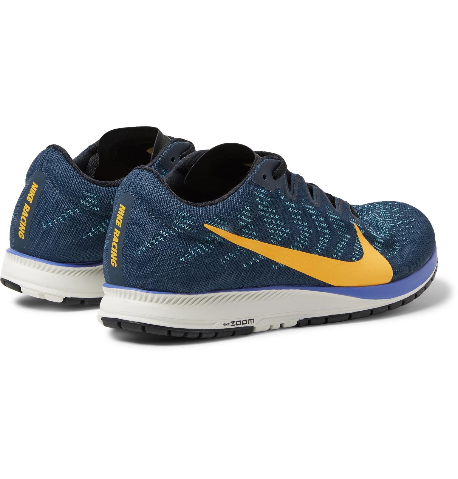 0e602810d0b Nike Running - Air Zoom Streak 7 Mesh Running Sneakers