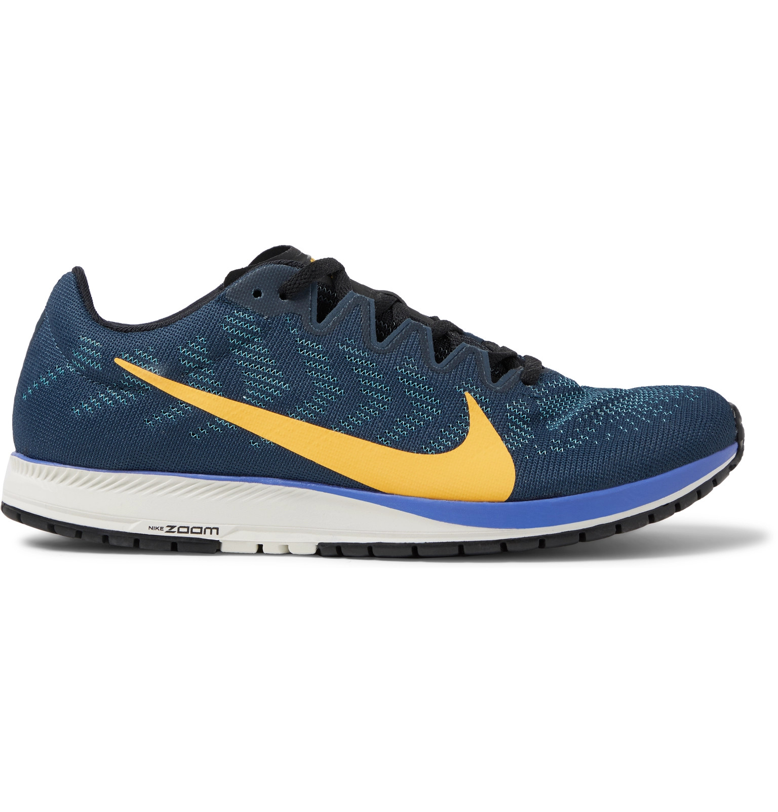 énorme réduction f5f8a 7e031 Nike Running - Air Zoom Streak 7 Mesh Running Sneakers