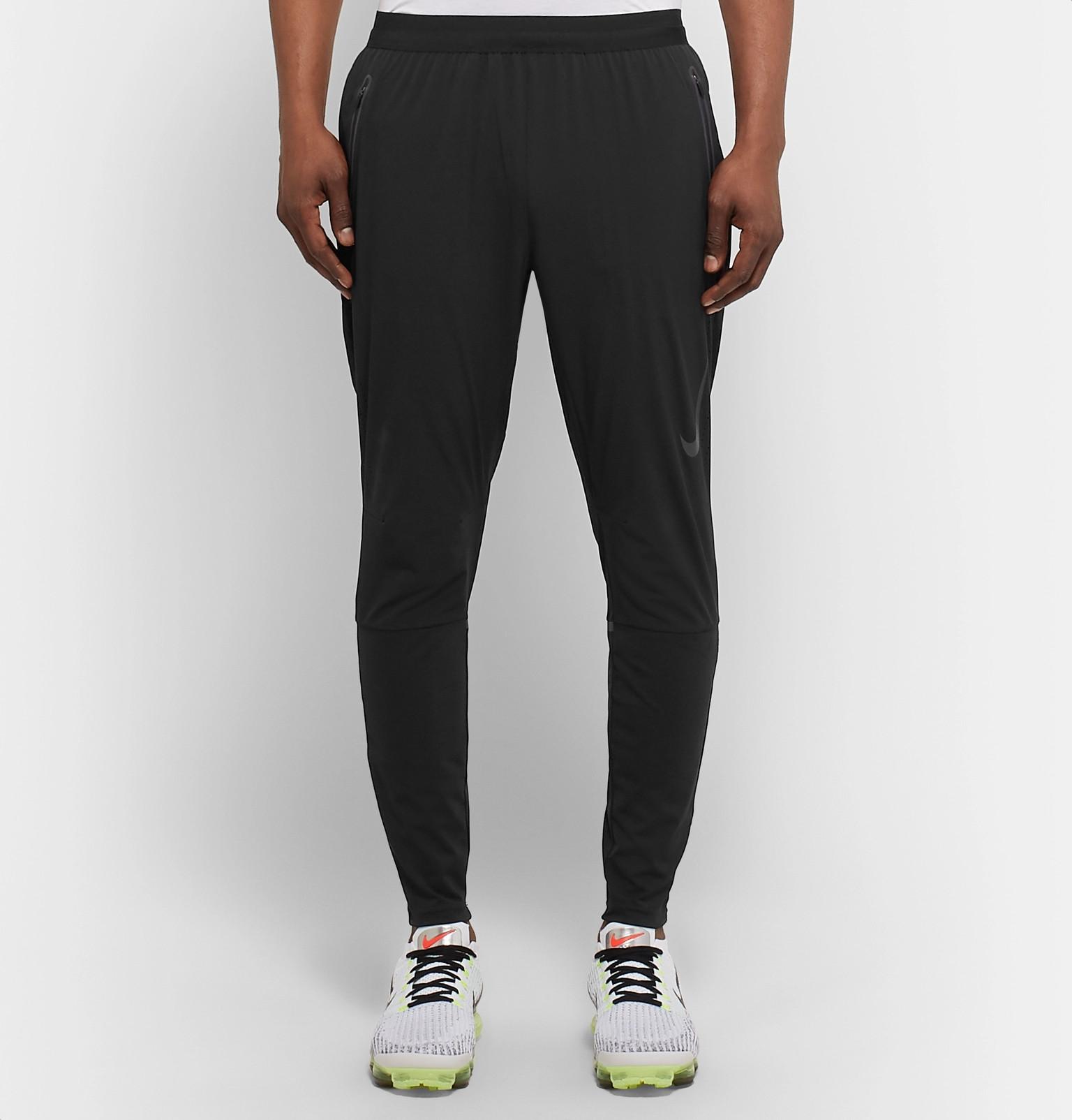 0e62ba4abc9f5 Nike Running - Swift Perforated Flex Dri-FIT Sweatpants