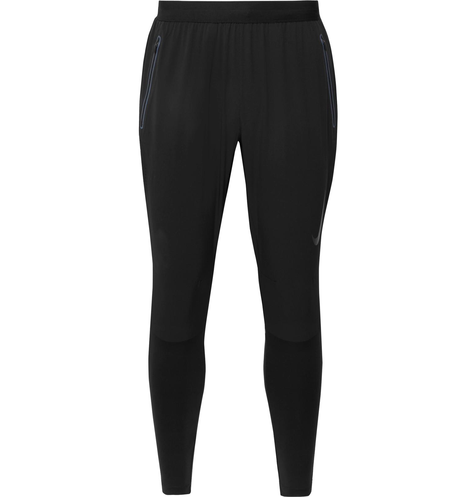0069d96aac2c Nike Running - Swift Perforated Flex Dri-FIT Sweatpants
