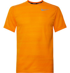 Nike Running Miler Breathe Dri-FIT Mesh T-Shirt