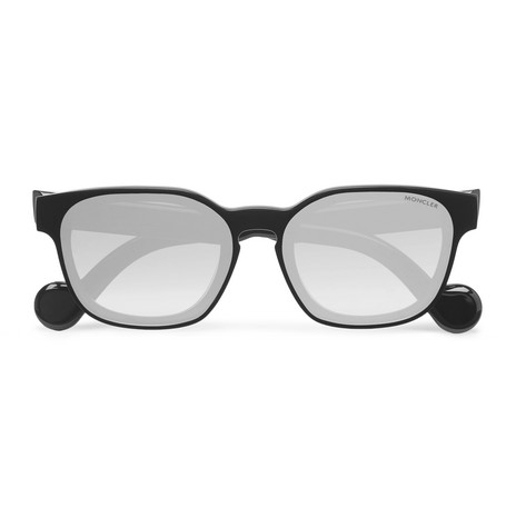 Moncler – Square-frame Acetate Sunglasses – Black