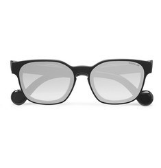 Moncler Square-Frame Acetate Sunglasses