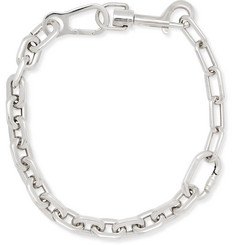 AMBUSH® Nobo Sterling Silver Necklace