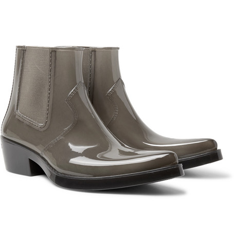 Cole Rubber Boots by Calvin Klein 205 W39 Nyc