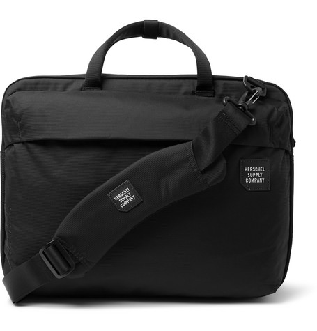 Herschel Supply Co Trail Britannia Tech Nylon Briefcase