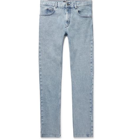 Kanh Skinny Fit Washed Denim Jeans by Isabel Marant