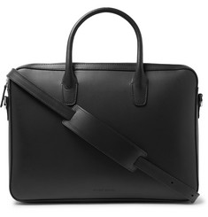 Mansur Gavriel Leather Briefcase