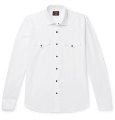 Tod's Cotton Western Shirt