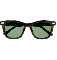 Native Sons  Dakota D-Frame Acetate Sunglasses