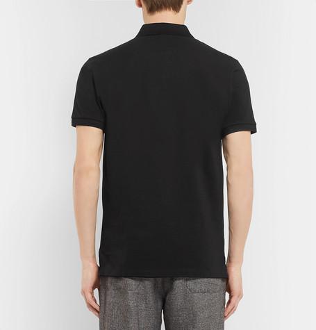 Pallas Cotton Piqué Polo Shirt by Hugo Boss