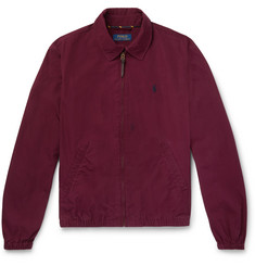 Polo Ralph Lauren Cotton Blouson Jacket