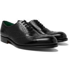 Grenson Harrow Leather Brogues