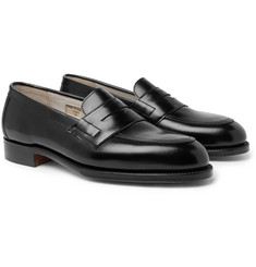Grenson Bartlett Leather Penny Loafers