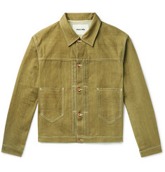 Story Mfg. Sundae Organic Selvedge Denim Jacket