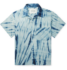 Story Mfg. Shore Tie-Dyed Organic Cotton Shirt