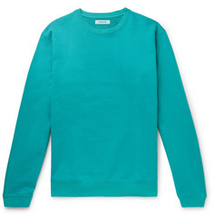 nonnative Coach Garment-Dyed Loopback Cotton-Jersey Sweatshirt