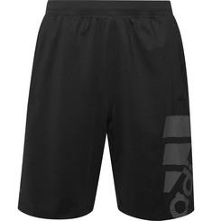 Adidas Sport 4KRFT Sport Graphic Badge of Sport Climalite Shorts