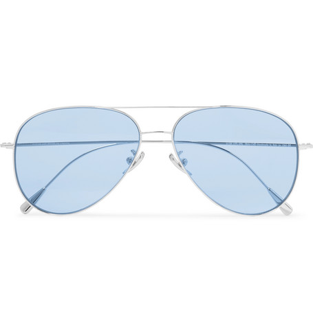 Blue sol Gross Aviator plateado de estilo Cutler Style And Gafas Siz One 1qzwf5