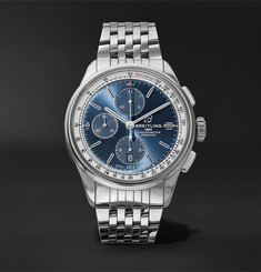 Breitling Premier Automatic Chronograph 42mm Stainless Steel Watch
