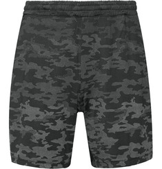 Lululemon - Pace Breaker Slim-Fit Camouflage-Print Swift Ultra Shorts