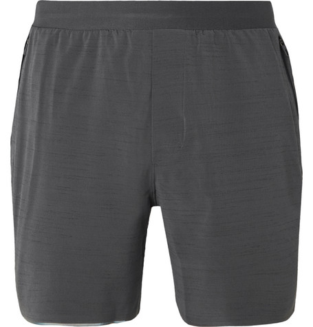 Lululemon Switch Up Stretch-Shell and Mesh Shorts