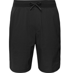 Lululemon - T.H.E. Short Textured Stretch-Jersey and Swift Drawstring Shorts