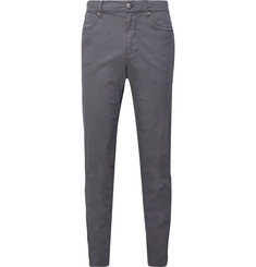 Lululemon - ABC Slim-Fit Stretch Cotton-Blend Trousers