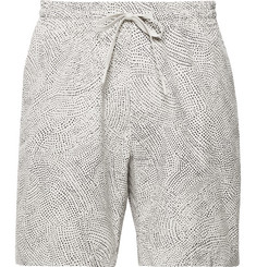 Lululemon - Bowline Printed Stretch Organic Cotton-Blend Shorts
