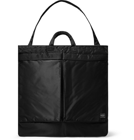 Porter-Yoshida & Co Tanker Padded Nylon-Blend Tote Bag