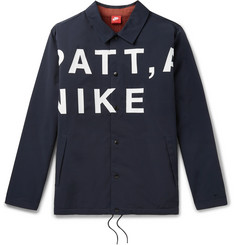Nike + Patta Printed Shell Coach Jacket