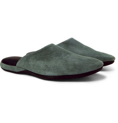 Charvet - Suede Slippers