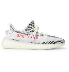 adidas Originals Yeezy Boost 350 V2 Stretch-Knit Sneakers